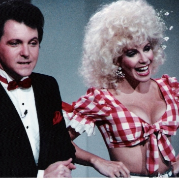 HWI 1985, Fred with Julie as Dolly