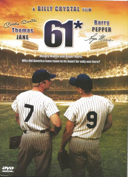 61 DVD Cover