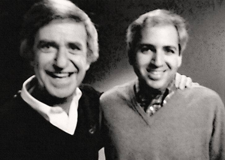 Jon & Soupy - retouched