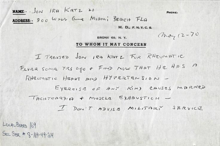 Dr. Letter #1 -retouched